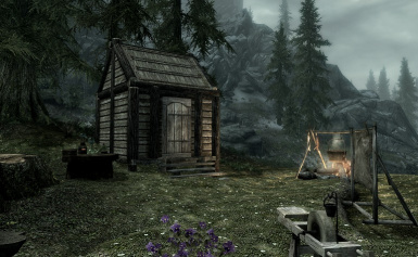 My first shack