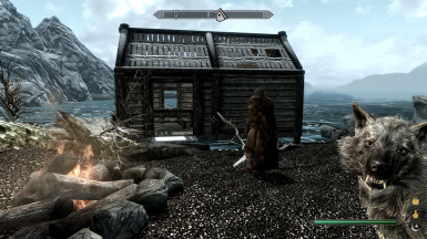 Solstheim Hideaway   MANY THANKS FOR THE MOD