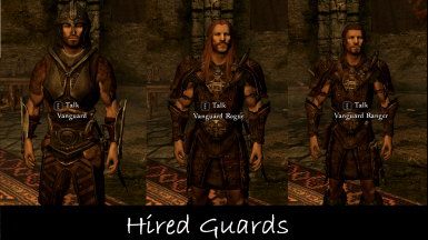 Hired Guards 1