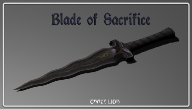 Blade of Sacrifice
