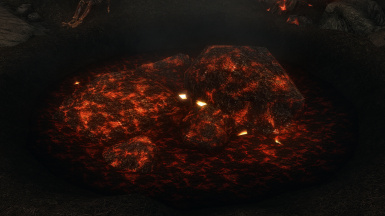 Lava Crater Add-On