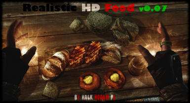 Realistic HD Food v007 Preview
