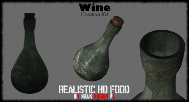 Wine in Creation Kit