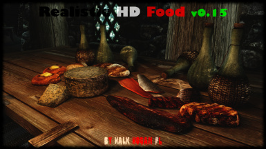 Realistic HD Food v015 Preview