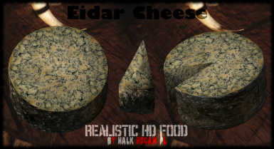 Eidar Cheese in Inventory