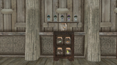Paragons and Unique Bugs in Jars Displays