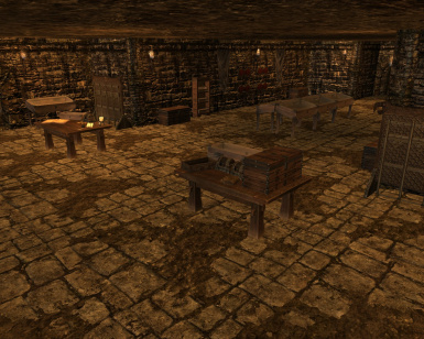 Guild Master S Armory Ultimate Storage Room In The