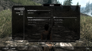 Cobb Encumbrance at Skyrim Nexus - mods and community
