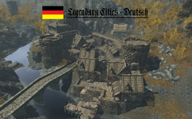 Legendary Cities - Titelbild