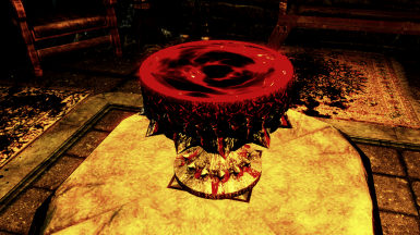 Overflowing Blood Optional Mesh - Castle Lighting