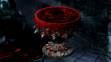 Overflowing Blood Optional Mesh