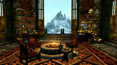 Enchanting and Alchemy Tower
