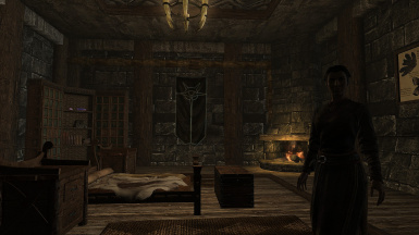 Mages room