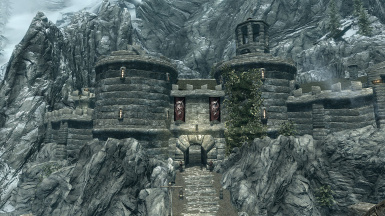Castle Gonduin at Skyrim Nexus - mods and community