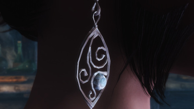 Lucent Moonstone Earrings HDT 02