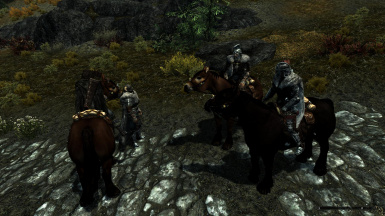 Mounted Followers