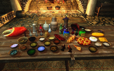Alchemical Cooking Recipes