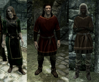 Nordic clothes replacer