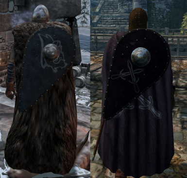 New shield variants by Nordwar