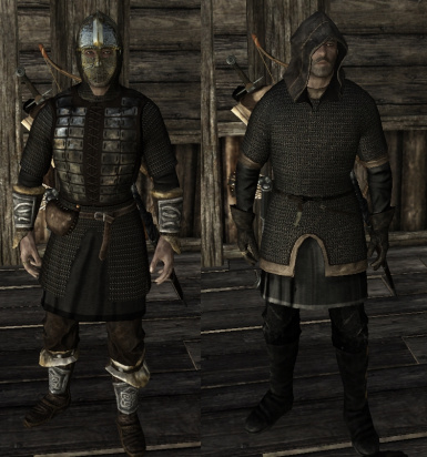 Nordic Carved and Thieves Guild Master