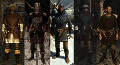 Vaultman30s Armor Extended At Skyrim Nexus Mods And Community