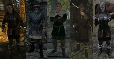 Immersive Dark Ages/Early Medieval vibe...