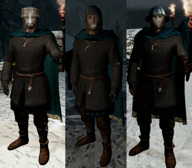 Vigilants of Stendarr Hauberks and Heavy Nasaled Helm--content from Grey_Hunter and Archdukeoflandsee