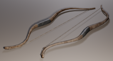 Falmer Bow Render - Alternate Texture