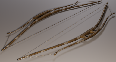 Forsworn Bow Render - Alternate Texture