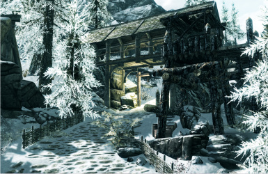 Windhelm Expansion At Skyrim Nexus Mods And Community