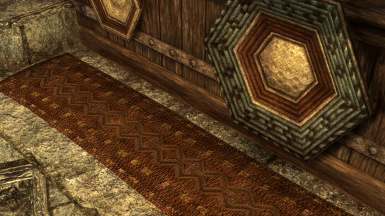 DAT DETAIL - Rugnarok by Gamwich and 4K Woven Decoratives