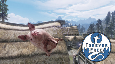 When pigs can fly the mods will be free again