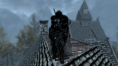 Your Armor Mod in my Effect Mod