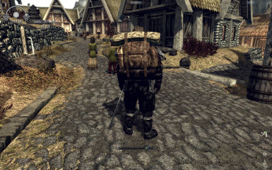 Big Leather Backpack at Skyrim Nexus - mods and community