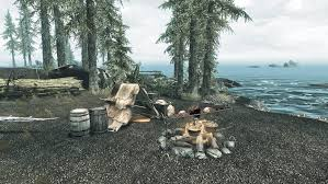 Soldiers Camps Of Skyrim