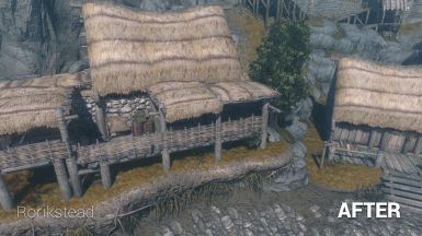 Rorikstead Houses After