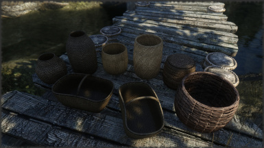 Realistic HD Baskets