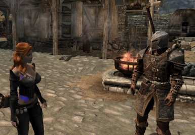 Early Sentries Version in Whiterun