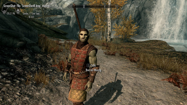 Dawnguard Recruit in Dayspriing Canyon