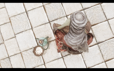 Sittable Pillow with Skooma Pipe
