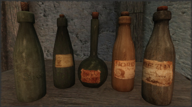 Realistic HD Beverages ENG Version
