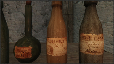 Realistic HD Beverages PL version