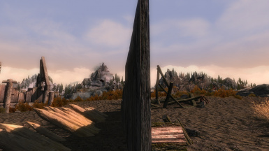 Fort Graymoor Protective Barricades