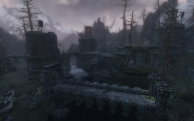 Enhanced Edition with Dark Fantasy Overhaul and Skyrim Bridges