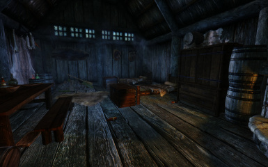 Player Home Interior