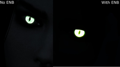 enb comparison arella eyes green