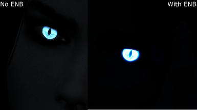 enb comparison arella eyes blue