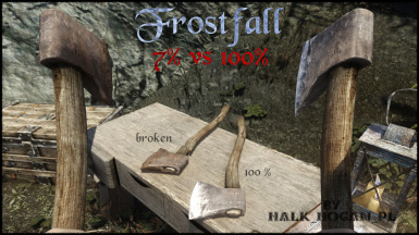 Frostfall Preview