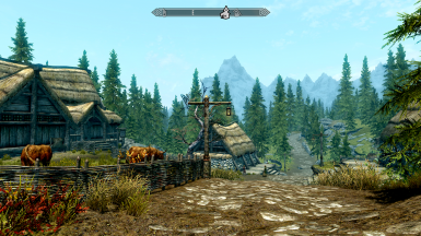 The Great Forest of Whiterun Hold