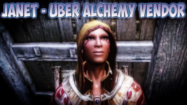Janet (Alchemy Vendor)
